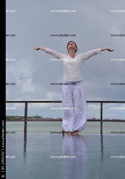 http://www.photaki.com/picture-young-woman-relax-on-cloudy-summer-day_1056252.htm