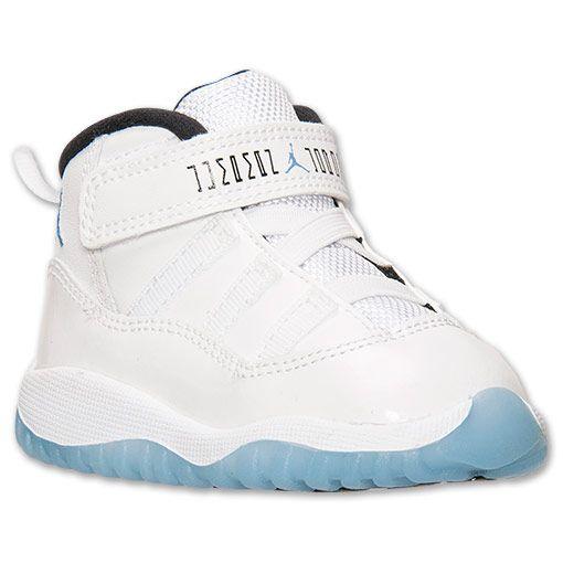 Kids\' Toddler Air Jordan Retro 11 Basketball Shoes   Finish Line