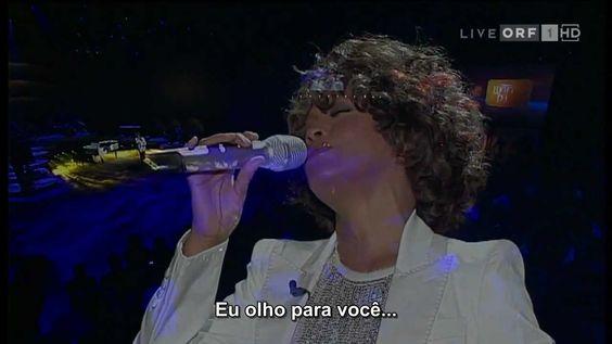 Whitney Houston - I Look To You (Live HD) Tradução em PT-BR
