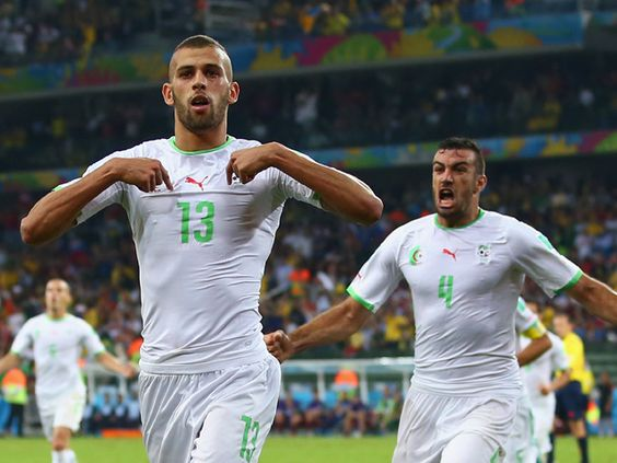 Leicester City 'beat West Bromwich Albion to Islam Slimani signing'