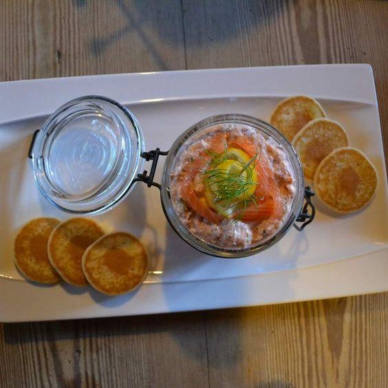 Recette Rillette de saumon WW 4pp par chahchev - recette de la catégorie Entrées