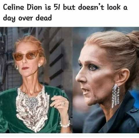 Pin By Topher On Random Stuff Best Funny Pictures Celine Dion Most Popular Memes