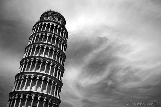 Italien: Schiefer Turm vonPisa