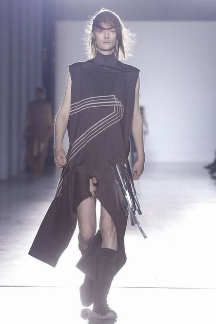 Rick Owens Menswear Fall Winter 2015 Paris