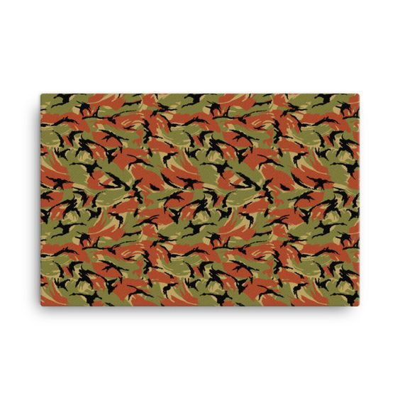 Oman DPM Camo Canvas