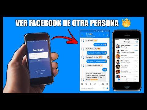 Como Ver El Facebook De Otra Persona 2020 Ver Con Quien Chatea Tu Pareja En Messenger Youtub Trucos Para Whatsapp Trucos Para Android Trucos Para Celulares
