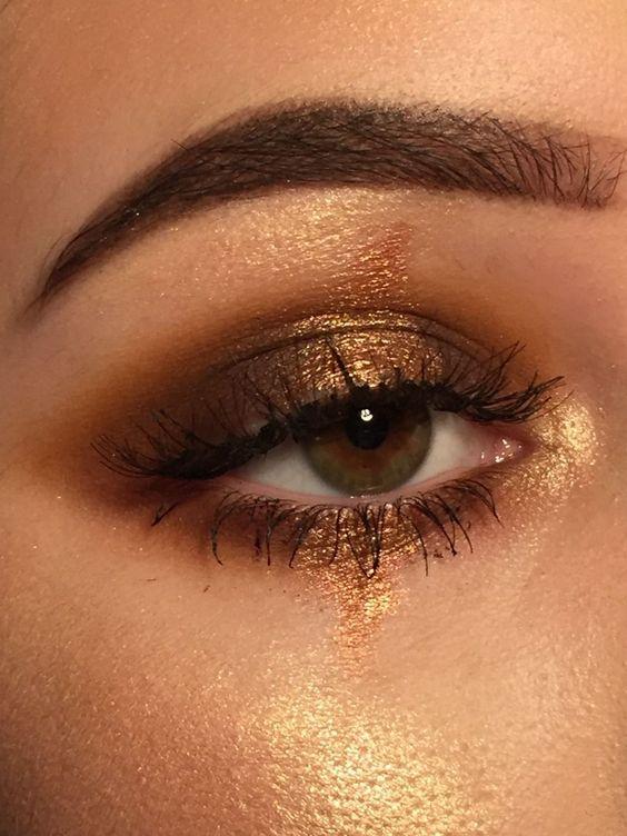 #EyeMakeupHowToDo