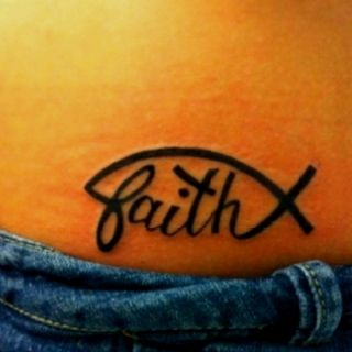 Tat I want :) but on my foot :)