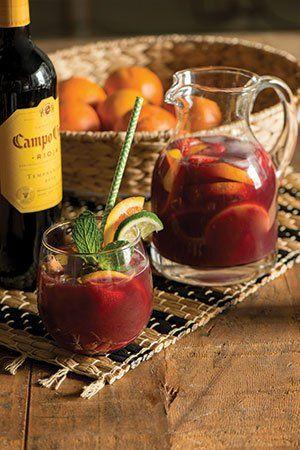 Susquehanna Style - Summer Drink - Sangria