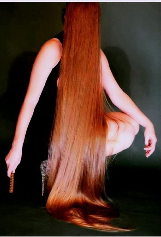 Beautiful Red Heads 02 Long Hair Styles Really Long Hair Extremely Long Hair