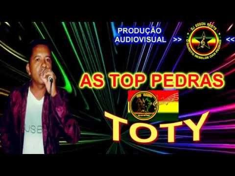 As Tops No Vocal Do Cantor Toty So Pedras Parte 01 Youtube