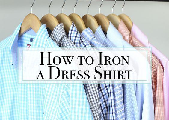 Sep 12,  · Edit Article How to Iron a Shirt. Three Methods: Preparing Your Shirt Ironing a Dress Shirt Ironing a Tee Shirt Community Q&A There are lots of ways to iron a shirt, but using the right technique can give you a crisper, crease-free finish%(34).