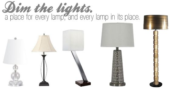The key to setting the mood is the perfect lighting. Light fixtures in each room help lend personality and character to the tone and mood you want to set in your home. To see more unique styles, from rustic and romantic to modern and edgy lamps that CORT offers, go to go.cort.com/2um