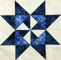 Free Block Pattern: Ooh-Rah Block 1 | Ooh-Rah | Quilters Newsletter