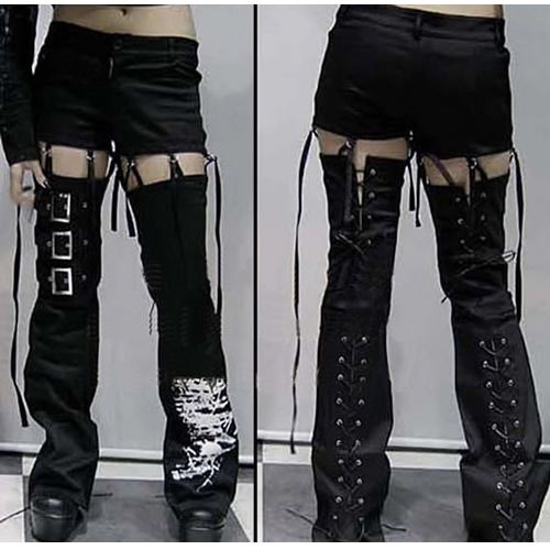 Unique Trendy Punk Gothic Clothing Skirts Pants Shorts Mens Womens: