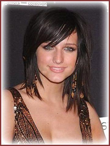 Medium Shaggy Hairstyles   Medium Shag Hairstyles on Celebrity   Mid Length Hair Styles-Medium