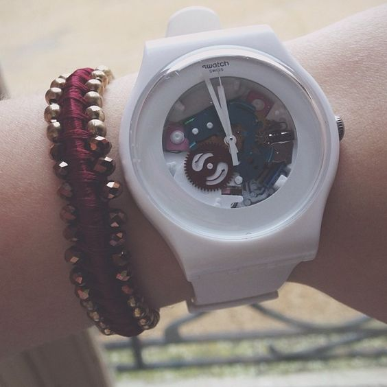 #Swatch: Fashion, Instagram, Style, Things, Swatch Lust