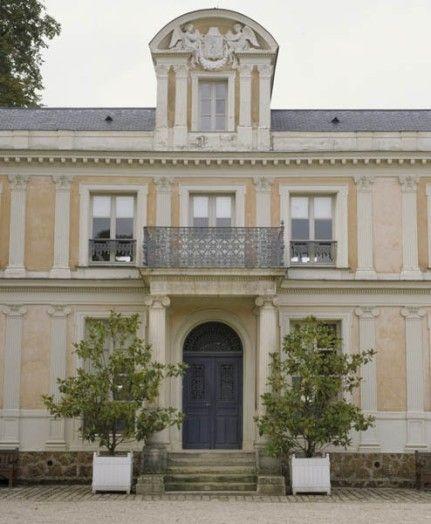 Château des Marmousets (détail), La Queue-en-Brie