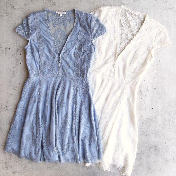 Trending Lace Dress