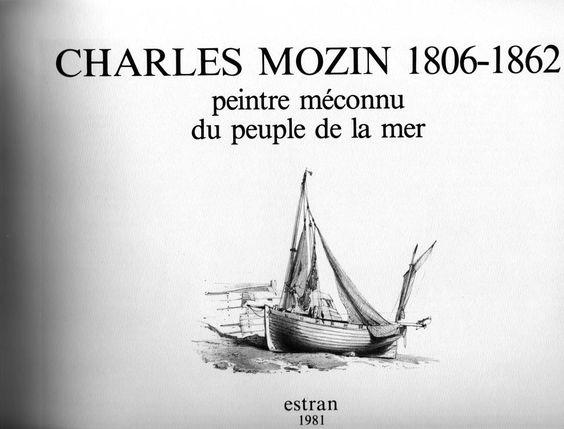 """""""Marines de Charles Mozin, peintre méconnu du peuple de la mer"""", by Le Chasse-Marée,                                                                                m    at   PriceMinister"""