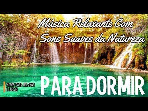 Música Relaxante Sons Suaves Da Natureza Acalmar E Dormir Música Relaxante Música Para Relaxar Musica