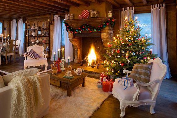 Weihnachten in einer verschneiten Berghütte ist Romantik pur. Mit der richtigen Deko und dem passenden Geschirr bringen Sie den Chalet-Stil ins heimische...