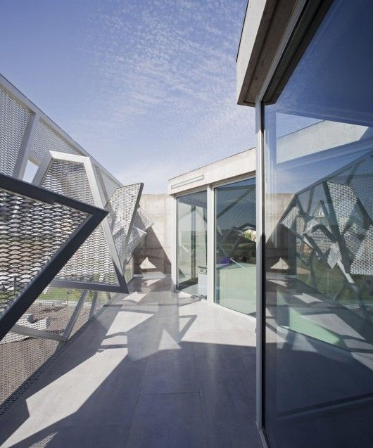 © Miguel de Guzmán Safra-Uceda House by NO.MAD architects Archdaily 12 Oct 2013