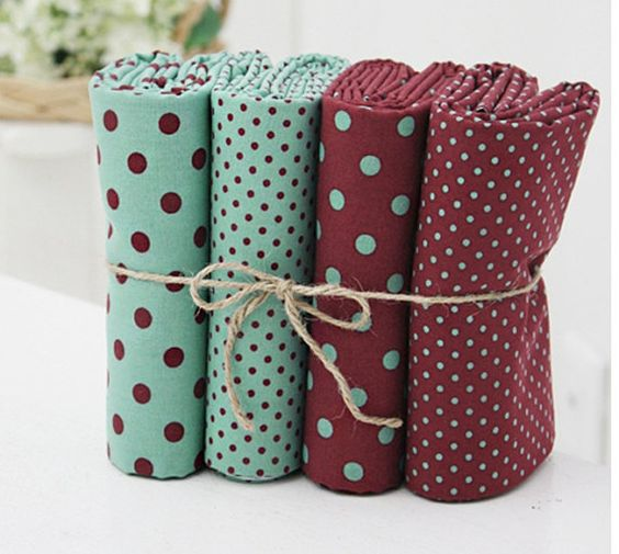 cotton package 4ea 28596 by cottonholic on Etsy, $14.00