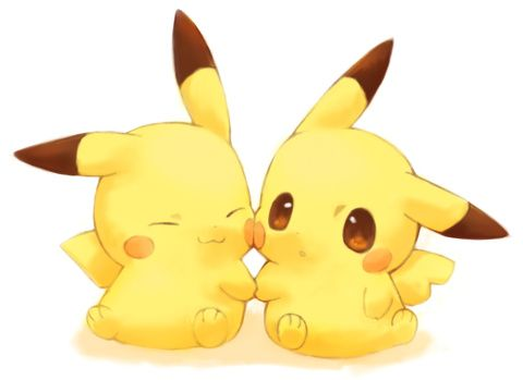 Pikachu - Dessin pikachu mignon ...