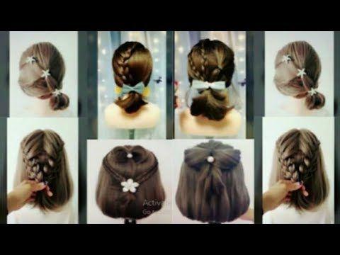 Cara Kepang Rambut Pendek Part 11 The Best Compilation Style Untuk Rambut Pendek Youtube Rambut Rambut Pendek Kepang