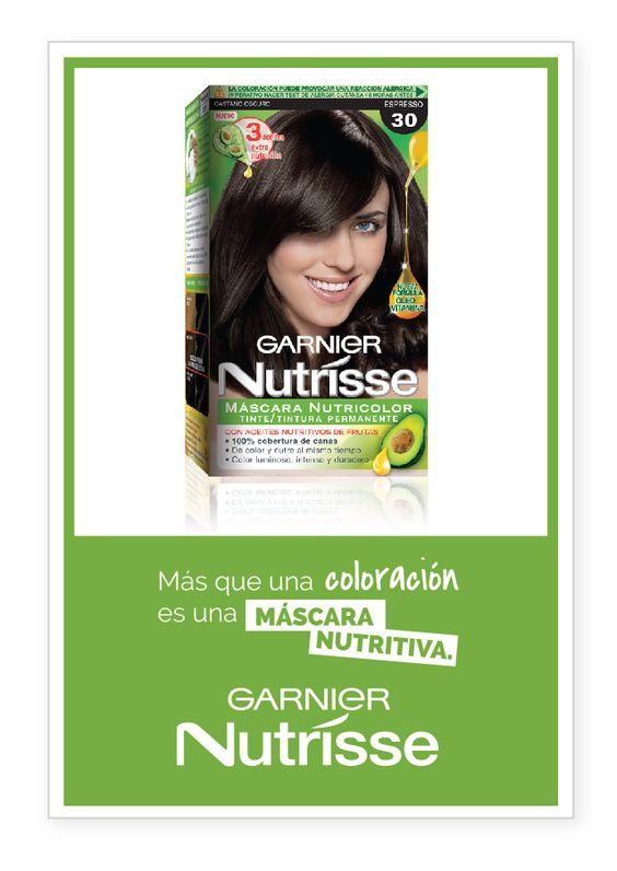 NUTRISSE ESPRESSO - 30 - Vas a encontrar consejos de coloración, salud y belleza para estar siempre radiante.   http://www.garnierargentina.com.ar  https://www.facebook.com/GarnierArgentina