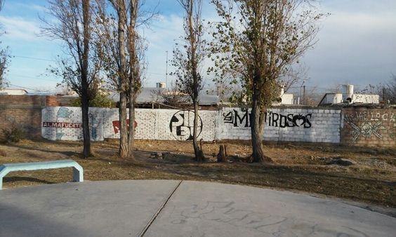 Pintada barrio!