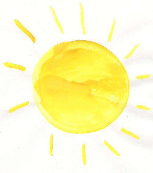 sun, sun, sun!:
