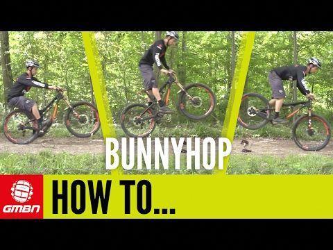 Bunny Hop Mountain Bike