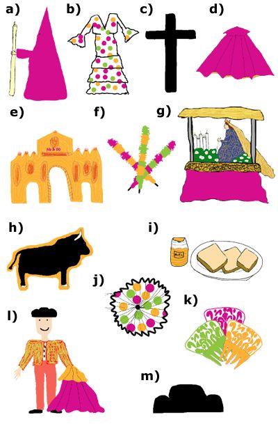 Actividades de Feria y Semana Santa: