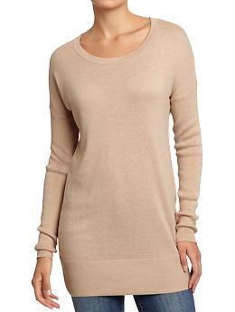 Women's Tunic Sweaters