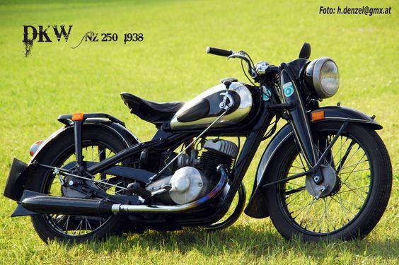 dkw nz 250 1938 bikes pinterest. Black Bedroom Furniture Sets. Home Design Ideas