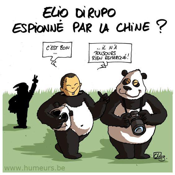 Le cabinet d'Elio Di Rupo aurait été aussi hacké !