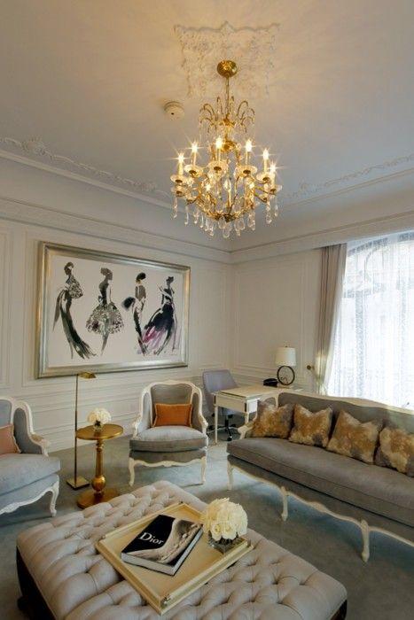 St. Regis Dior suite