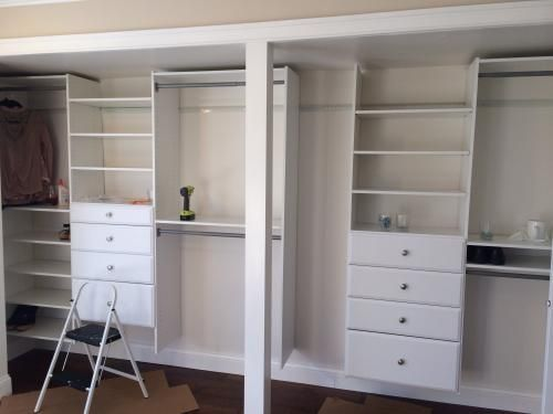 Leading 13 Storage Room Door Concepts To Try To Make Your Room Clean And Roomy Closetdoormirror Clo Home Depot Closet System Home Depot Closet Closet Remodel