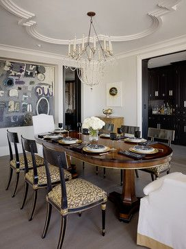Vallejo Street Highrise - traditional - dining room - san francisco - Design Line Construction, Inc.