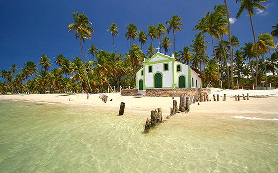 Praia dos Carneiros (Pernambuco) - brasil: