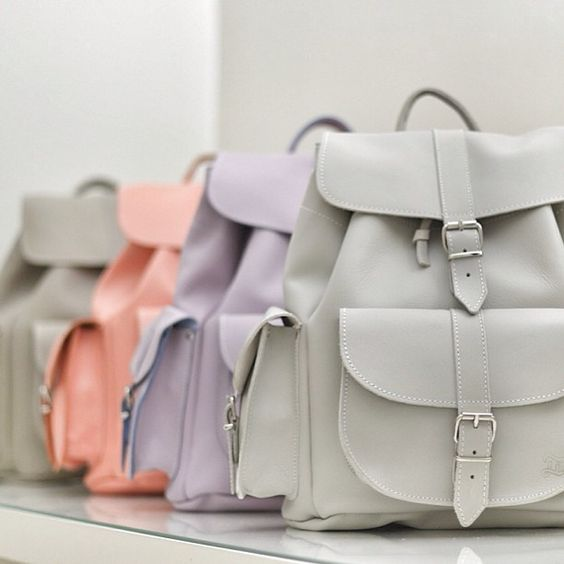 new colour backpacks by GRafea