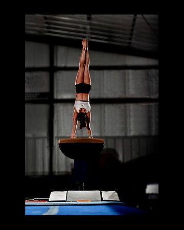 Gymnast :)
