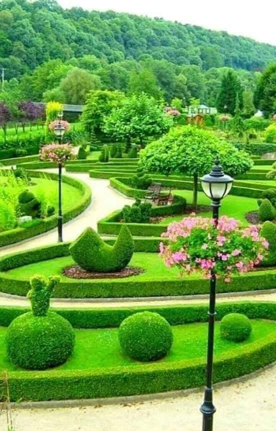 Pin By Veronica Perez On Wow Gardens Of The World Most Beautiful Gardens Beautiful Gardens