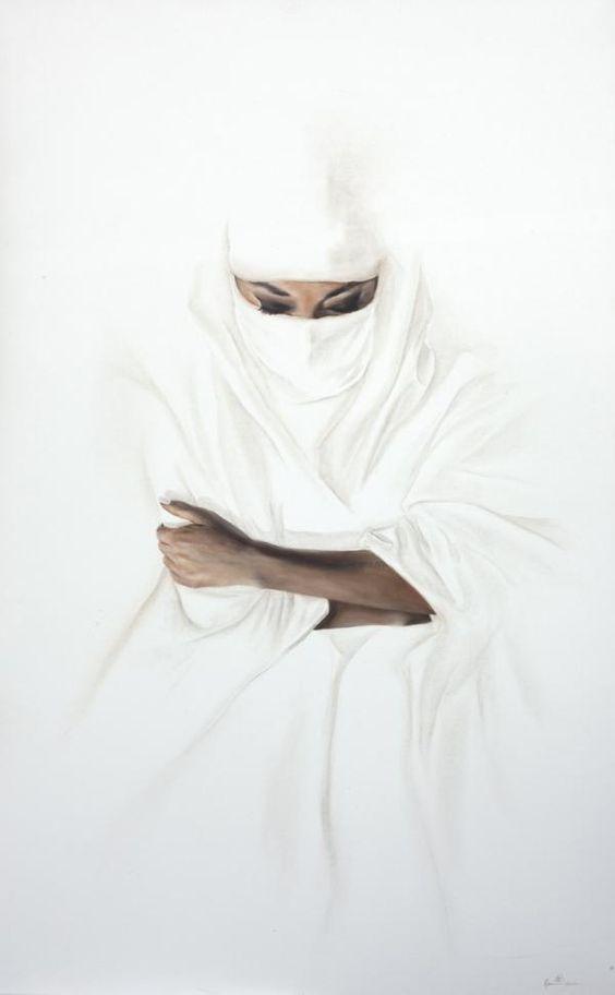 Paintings by Kamea Hadar