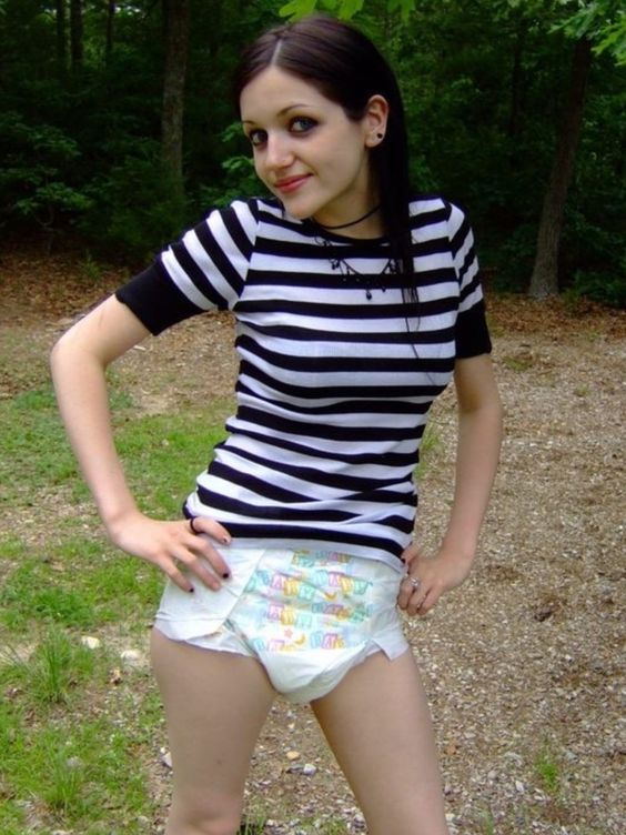 Teen s who wear diapers