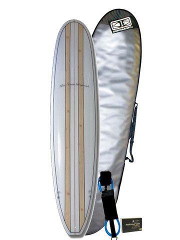 9'6 Beginner Surfboard Bundle - Surfboards Direct