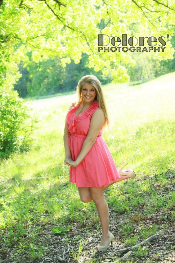 Senior portraits by delores' Photography
