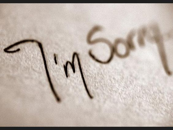 perdóname ;(